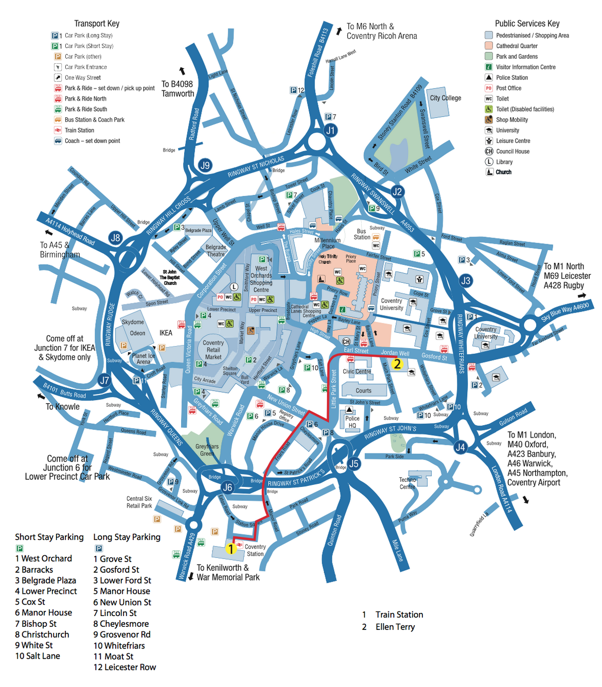 Coventry University Campus Map Practicalities – Radical Open Access Coventry University Campus Map